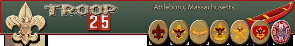 Troop 25 Attleboro